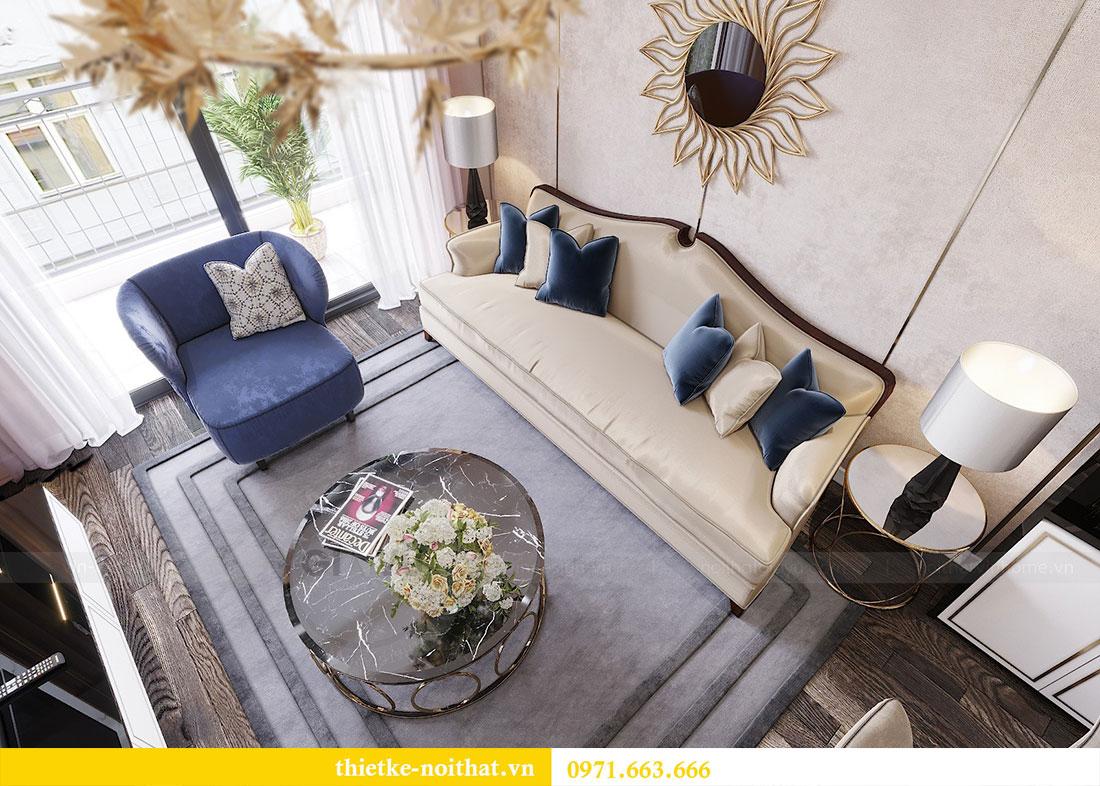 Mẫu thiết kế nội thất chung cư Sun Grand City Ancora Lương Yên 6