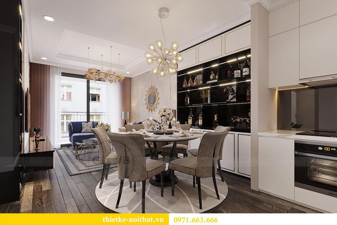 Mẫu thiết kế nội thất chung cư Sun Grand City Ancora Lương Yên 8