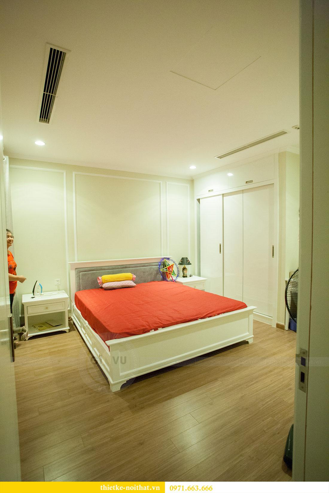 Thi công nội thất chung cư Park Hill căn 01 park 8 - Bác Nhất 11