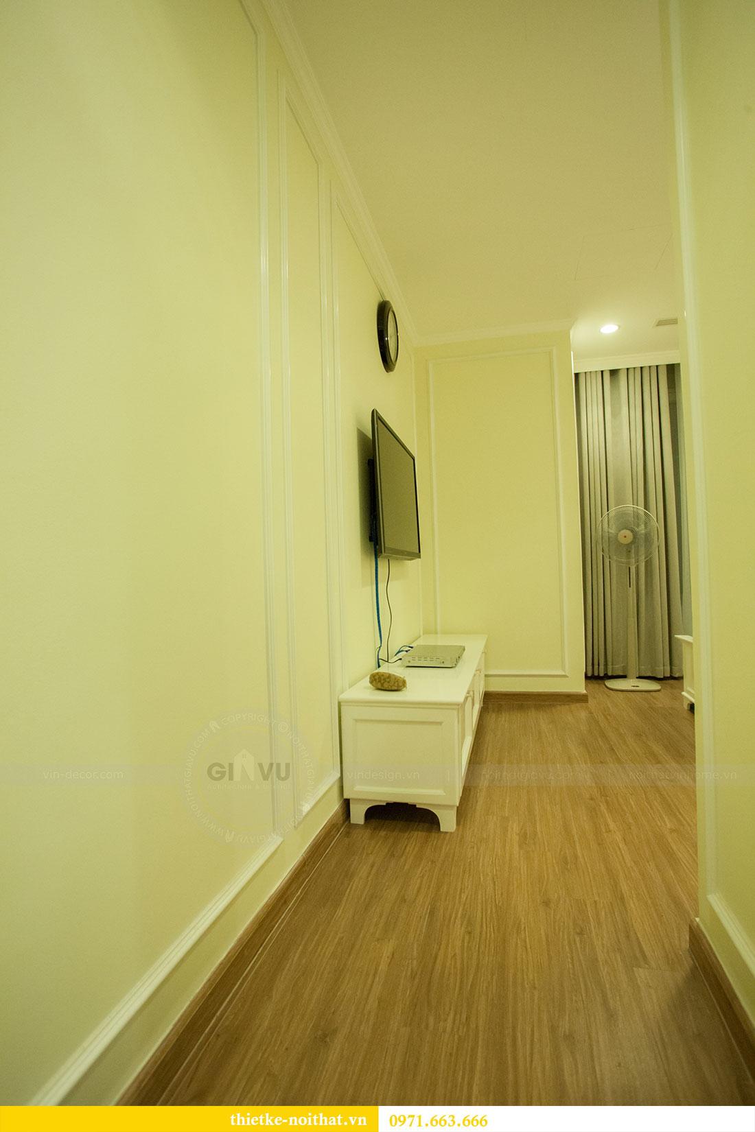 Thi công nội thất chung cư Park Hill căn 01 park 8 - Bác Nhất 15