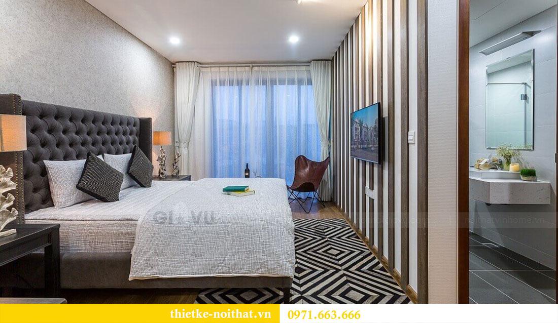 Thiết kế nội thất biệt thự Vinhomes Thăng Long - Lh 0971663666 view 13