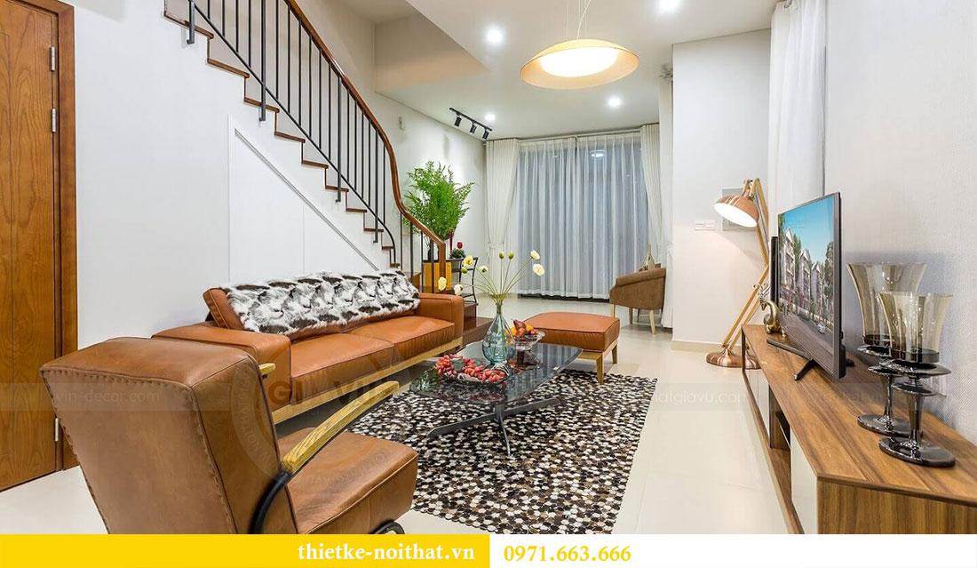Thiết kế nội thất biệt thự Vinhomes Thăng Long - Lh 0971663666 view 2