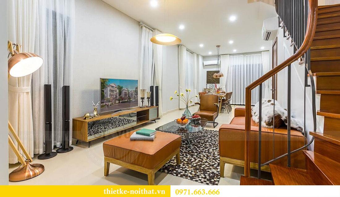 Thiết kế nội thất biệt thự Vinhomes Thăng Long - Lh 0971663666 view 4