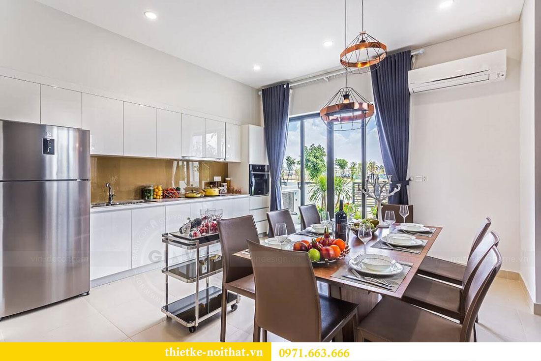 Thiết kế nội thất biệt thự Vinhomes Thăng Long - Lh 0971663666 view 5