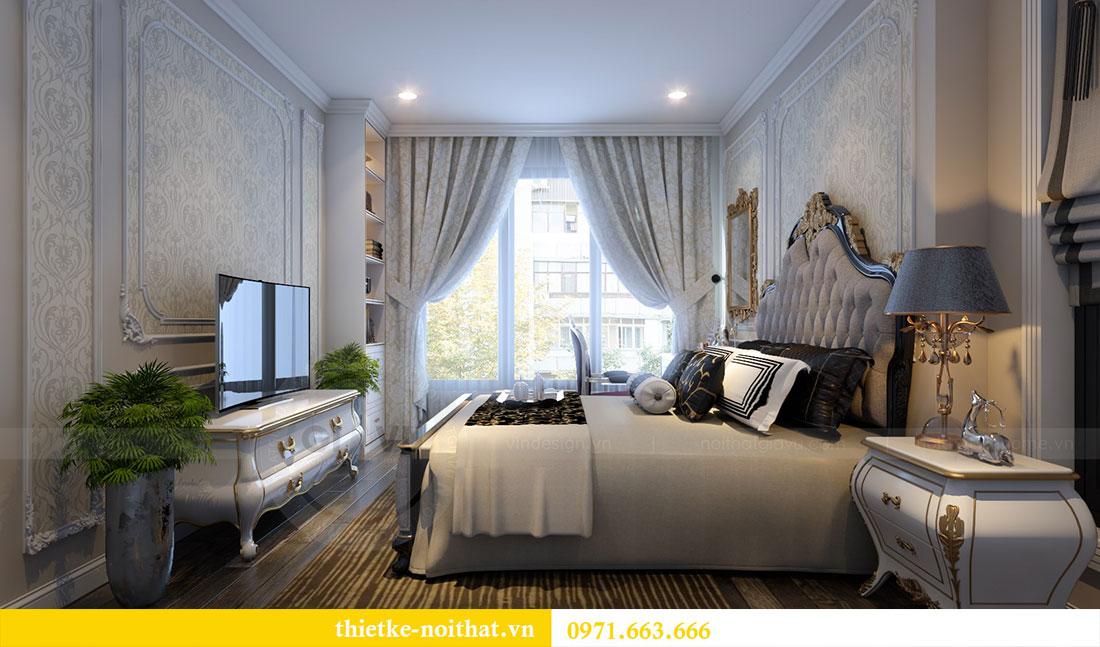 Thiết kế nội thất chung cư D Capitale căn 04 tòa C3 10