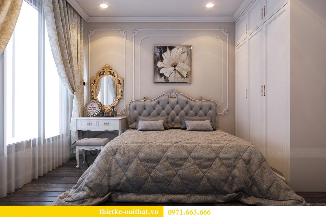Thiết kế nội thất chung cư D Capitale căn 04 tòa C3 11