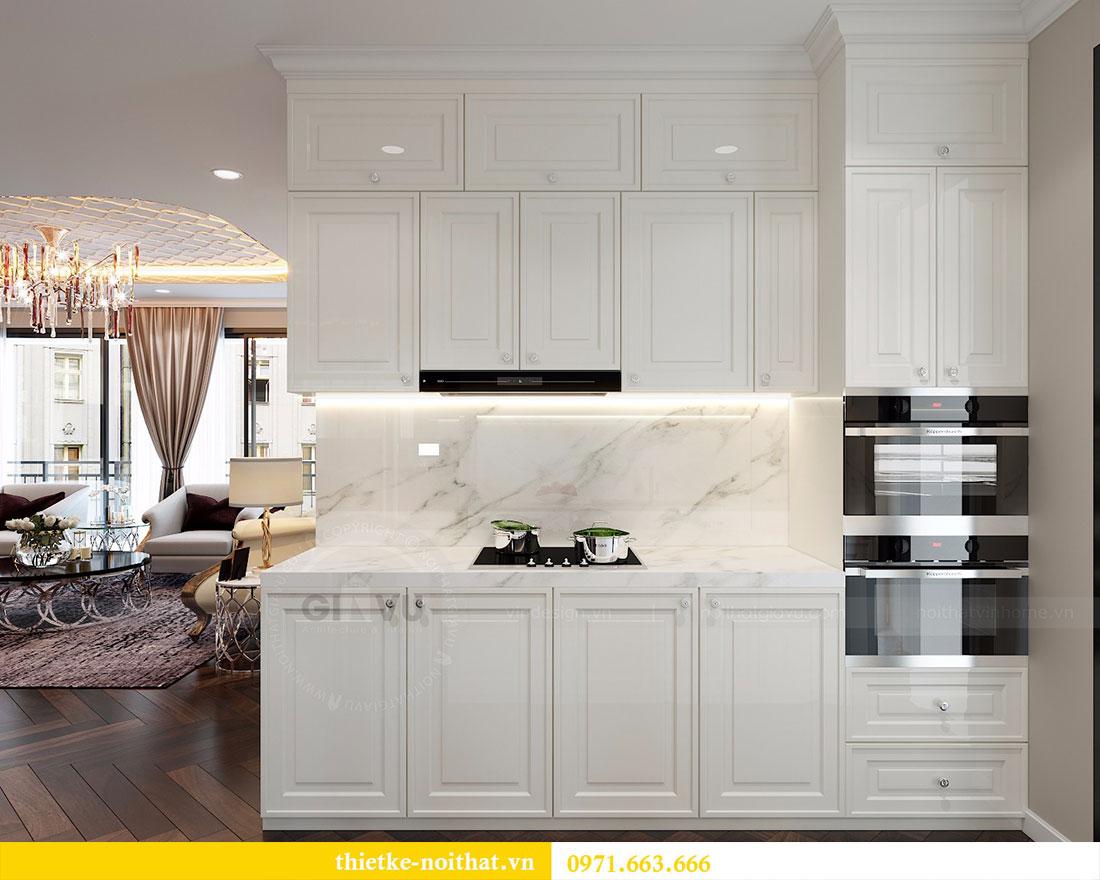 Thiết kế nội thất chung cư D Capitale căn 04 tòa C3 2