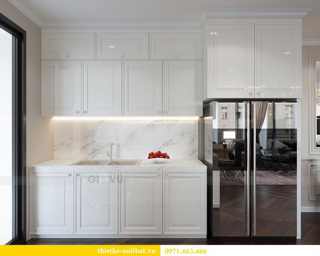 Thiết kế nội thất chung cư D Capitale căn 04 tòa C3 3