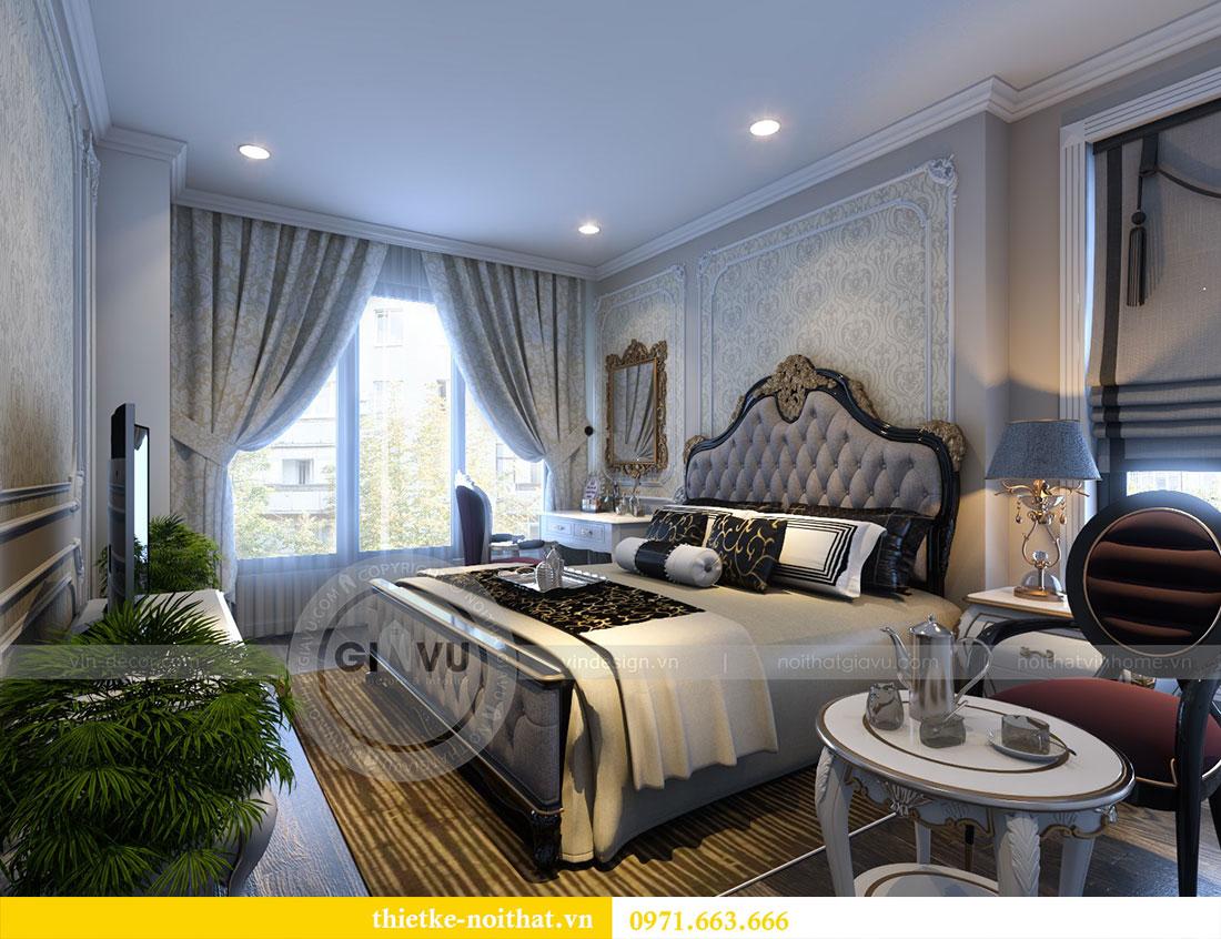 Thiết kế nội thất chung cư D Capitale căn 04 tòa C3 8