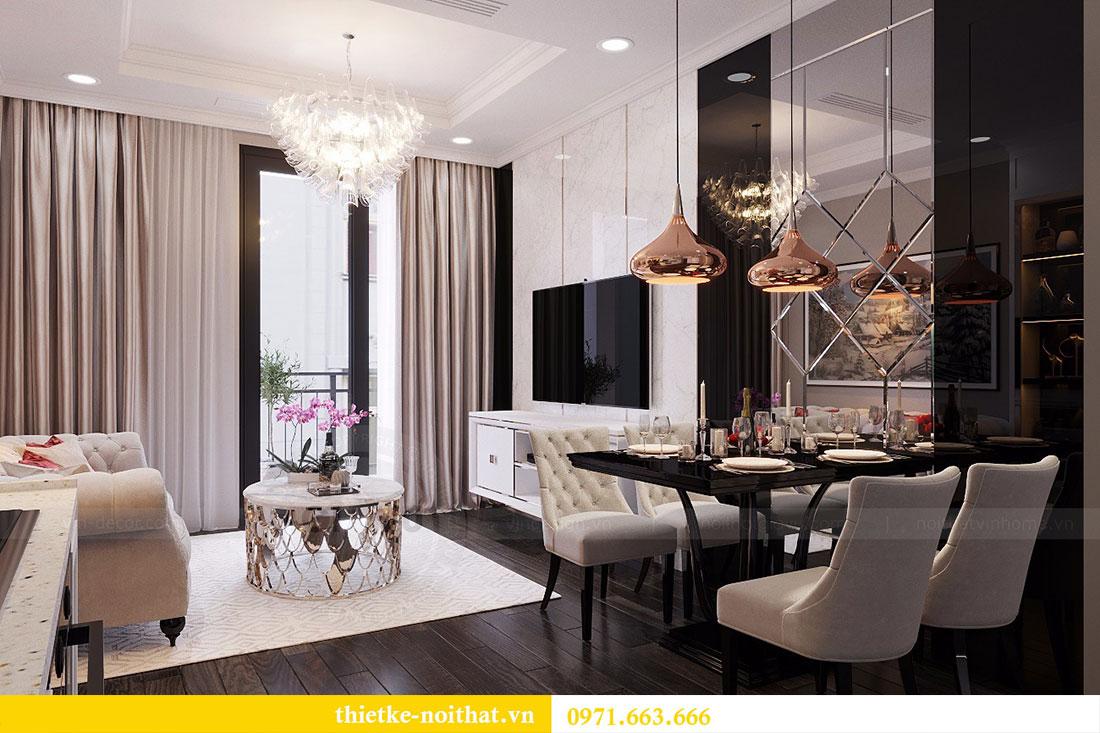 Thiết kế nội thất chung cư Park Hill căn 12A park 10 - Anh Hậu 2