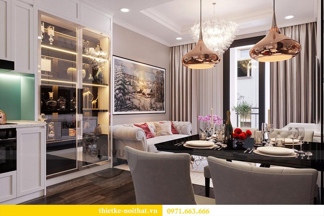 Thiết kế nội thất chung cư Park Hill căn 12A park 10 - Anh Hậu 3