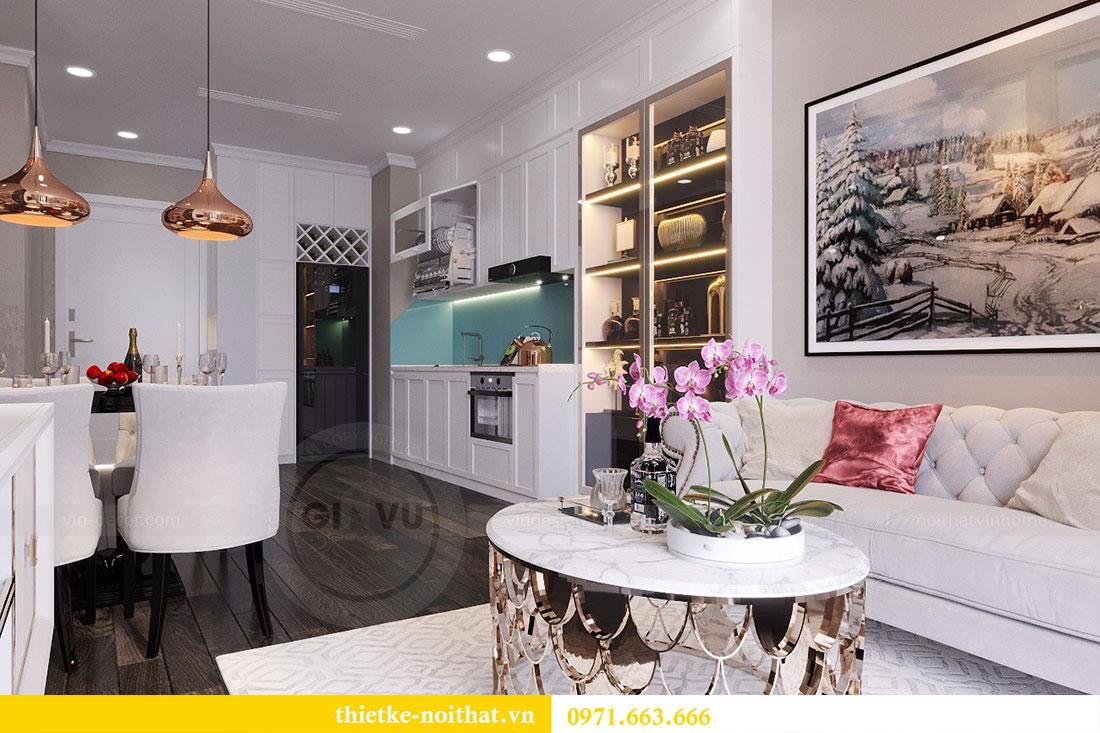 Thiết kế nội thất chung cư Park Hill căn 12A park 10 - Anh Hậu 4