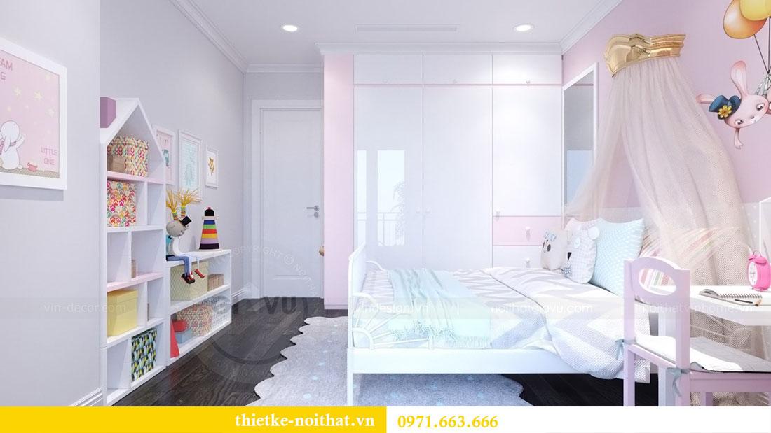 Thiết kế nội thất chung cư Park Hill căn 12A park 10 - Anh Hậu 9
