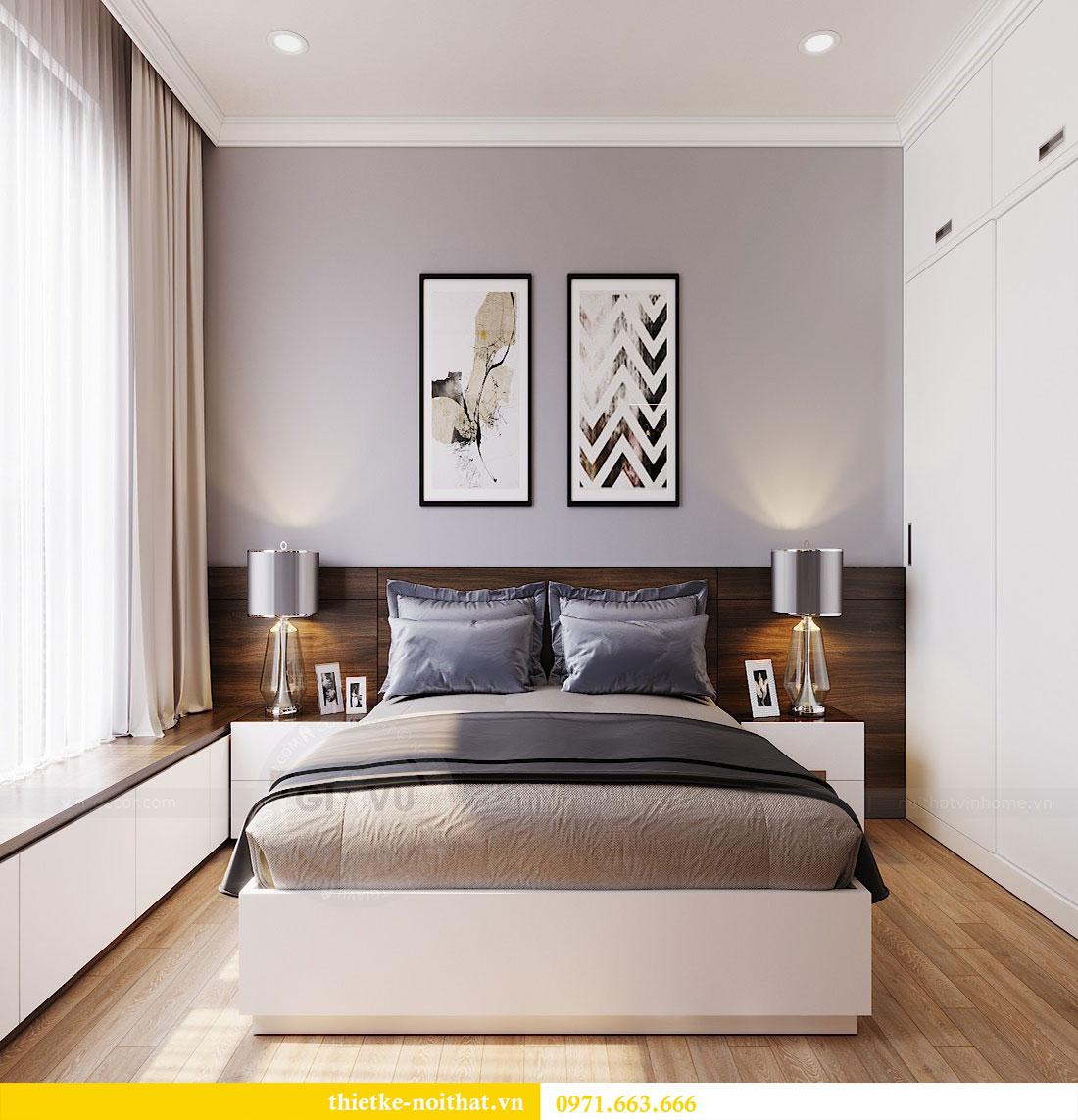 Thiết kế chung cư Seasons Avenue căn 01 tòa S3 - Anh Bách 13