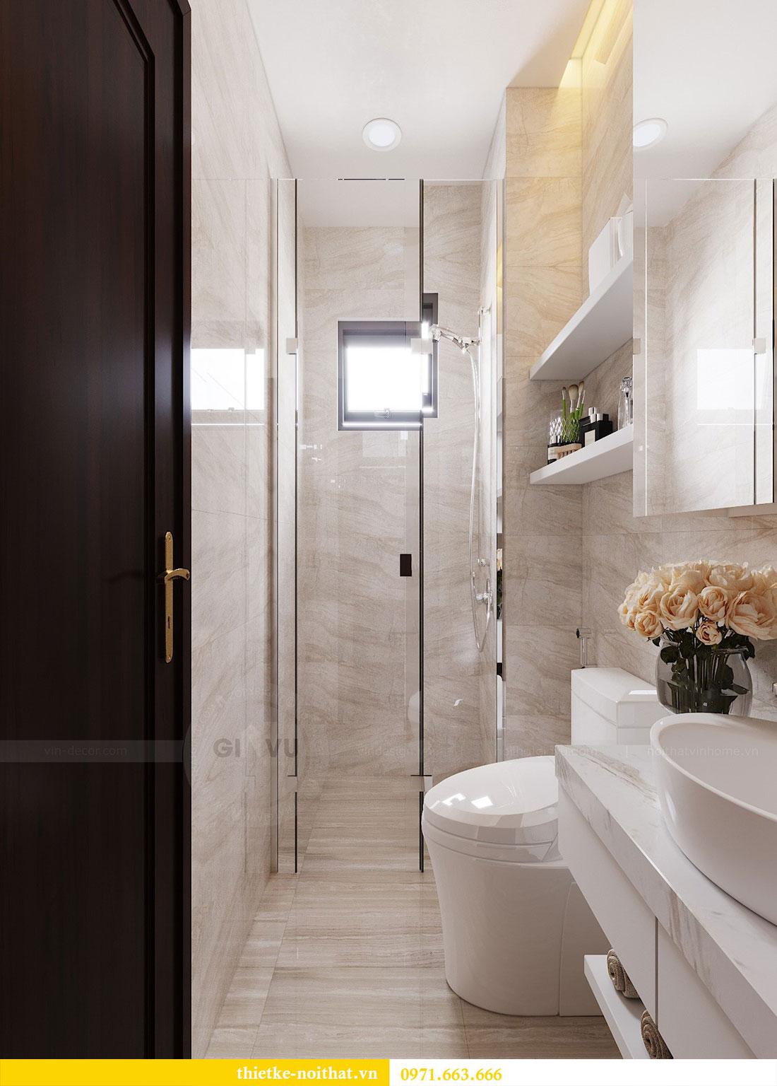 Thiết kế chung cư Seasons Avenue căn 01 tòa S3 - Anh Bách 15