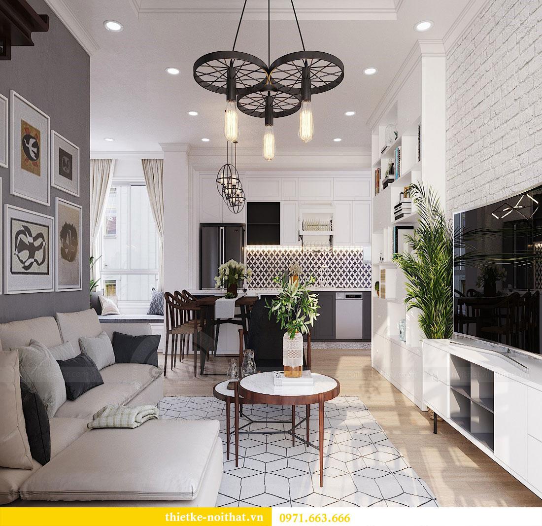 Thiết kế chung cư Seasons Avenue căn 01 tòa S3 - Anh Bách 5