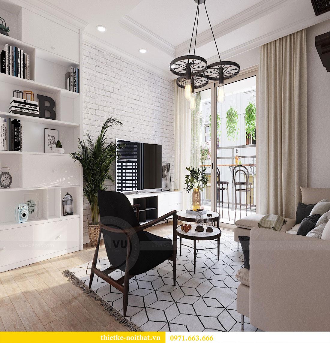 Thiết kế chung cư Seasons Avenue căn 01 tòa S3 - Anh Bách 6