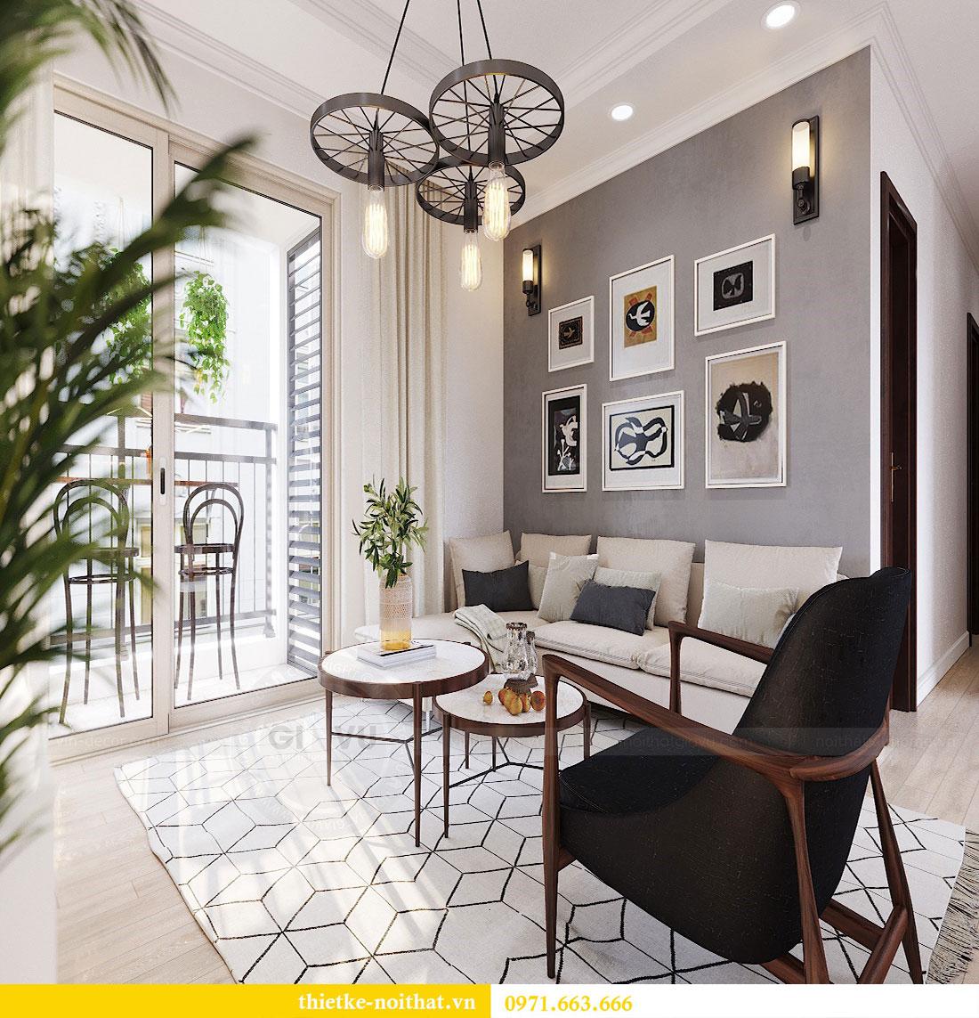Thiết kế chung cư Seasons Avenue căn 01 tòa S3 - Anh Bách 7