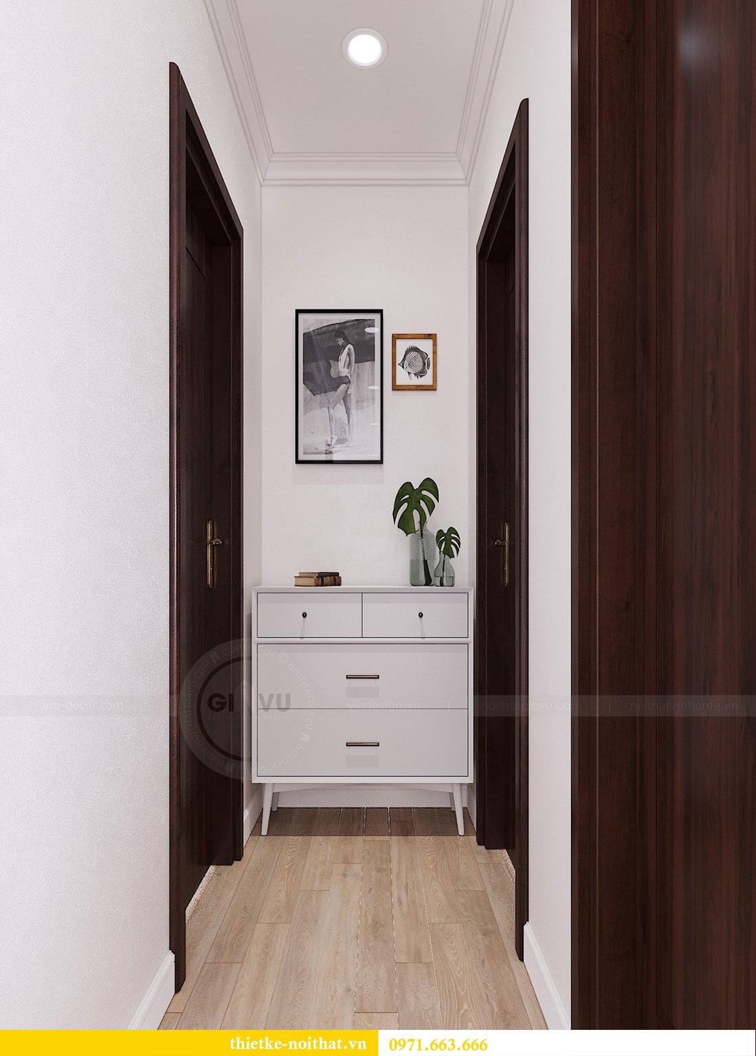 Thiết kế chung cư Seasons Avenue căn 01 tòa S3 - Anh Bách 9