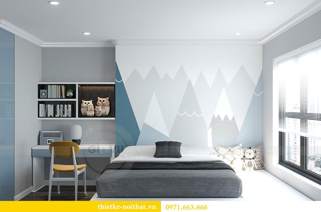 Thiết kế chung cư Vinhomes D Capitale căn 07 tòa C1 - Anh Khương 12