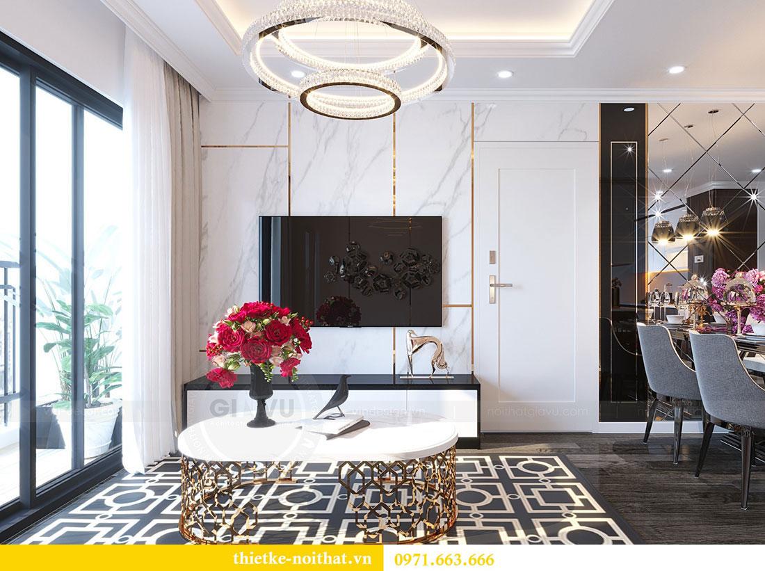 Thiết kế chung cư Vinhomes D Capitale căn 07 tòa C1 - Anh Khương 3