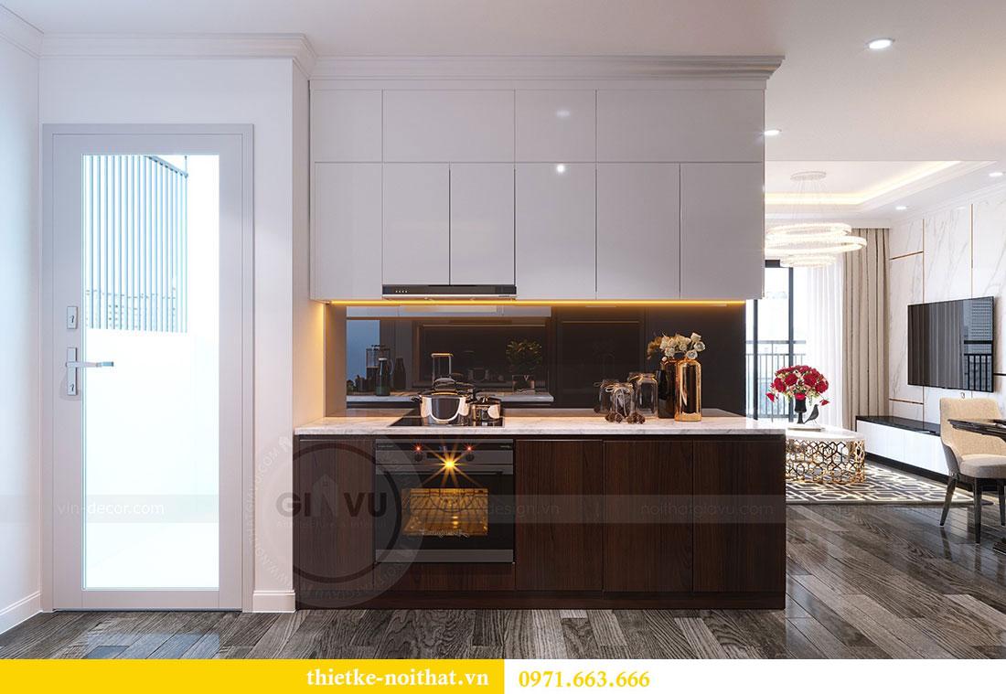 Thiết kế chung cư Vinhomes D Capitale căn 07 tòa C1 - Anh Khương 6