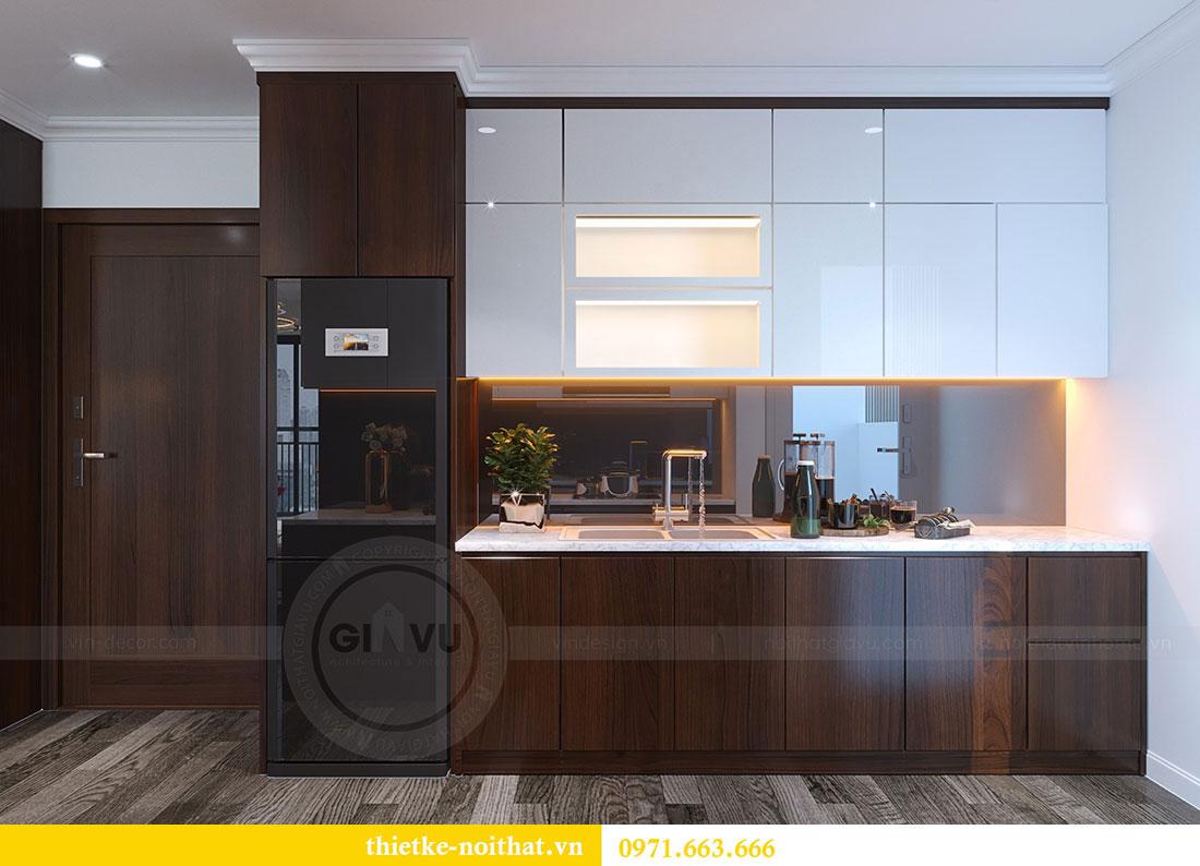 Thiết kế chung cư Vinhomes D Capitale căn 07 tòa C1 - Anh Khương 7