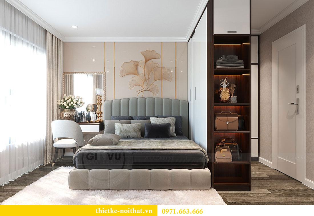 Thiết kế chung cư Vinhomes D Capitale căn 07 tòa C1 - Anh Khương 8