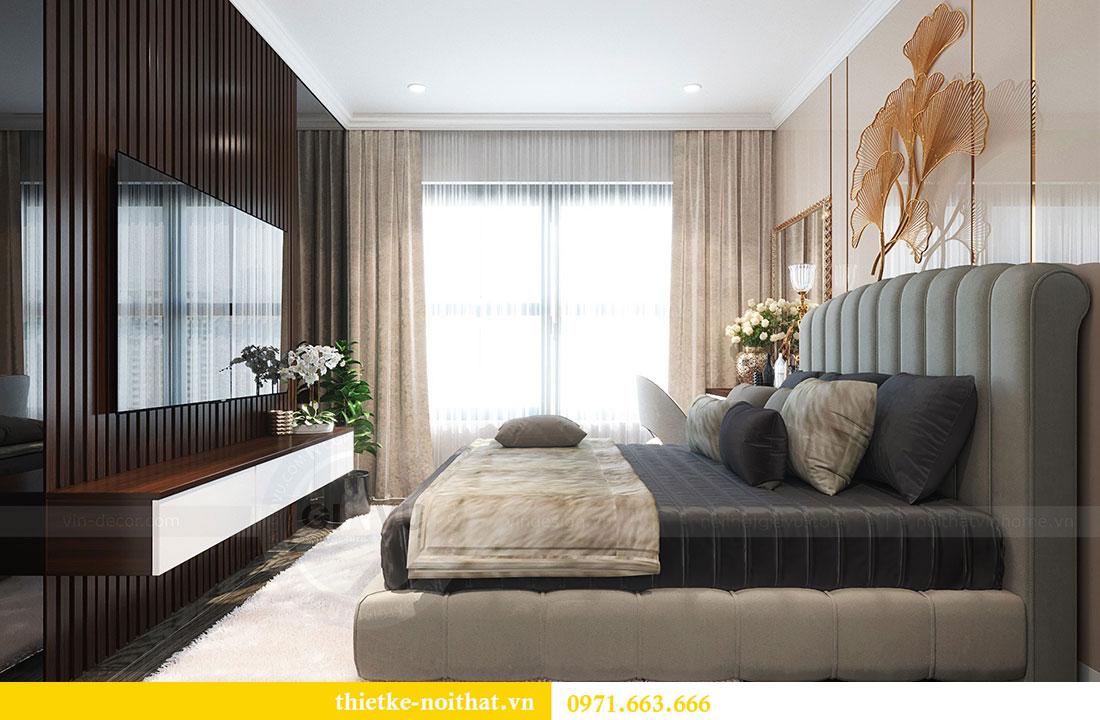 Thiết kế chung cư Vinhomes D Capitale căn 07 tòa C1 - Anh Khương 9