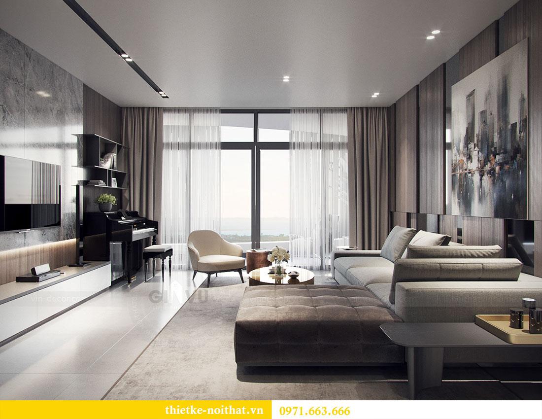 Thiết kế chung cư Vinhomes Green Bay Mễ Trì - Call 0971.663.666 view 3