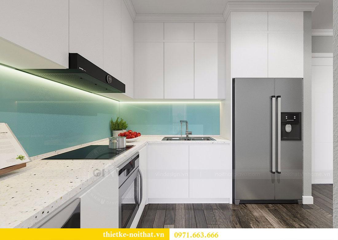 Thiết kế nội thất chung cư Seasons Avenue tòa S1 căn 04 - Chị Thanh 5