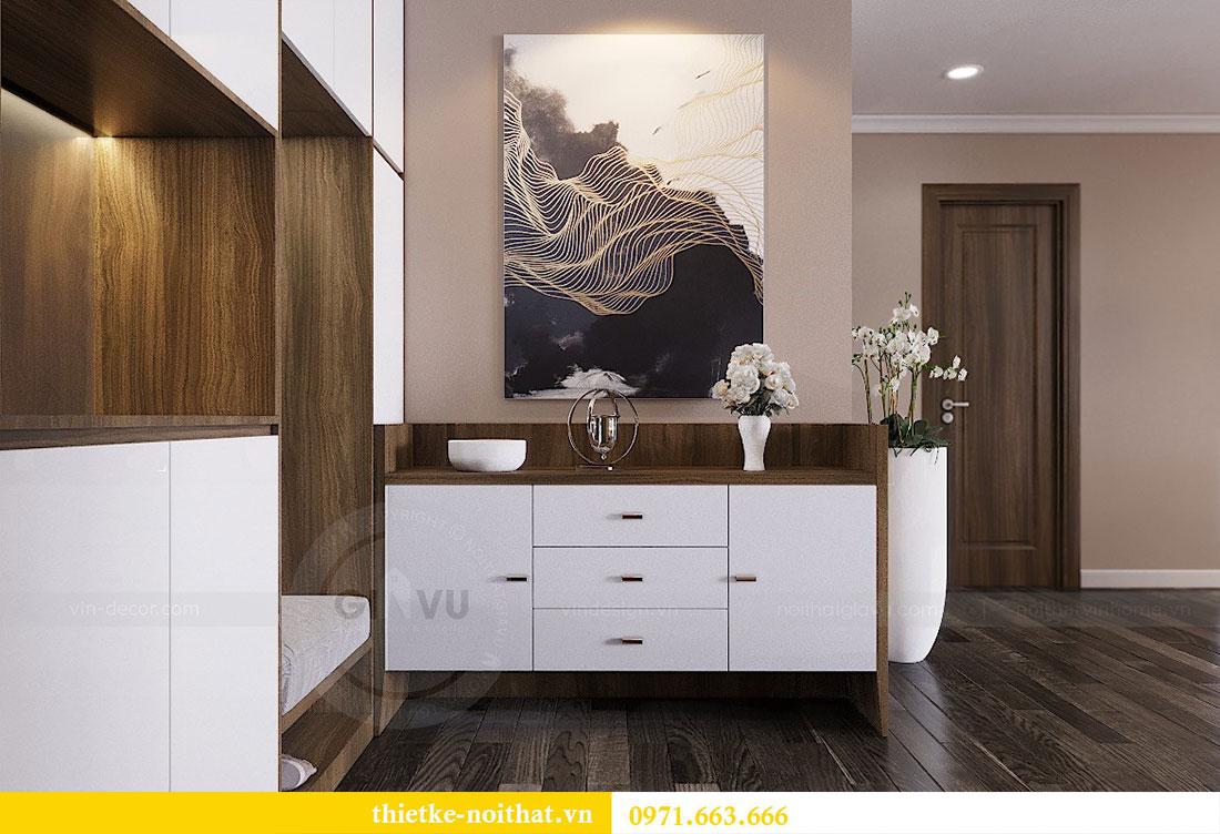 Thiết kế nội thất chung cư Vinhomes Đỗ Đức Dục - Liên hệ 0971663666 view 1