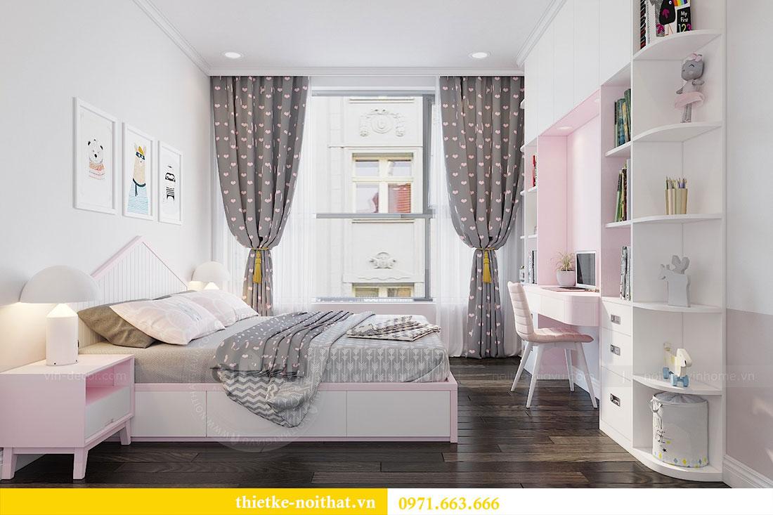 Thiết kế nội thất chung cư Vinhomes Đỗ Đức Dục - Liên hệ 0971663666 view 10