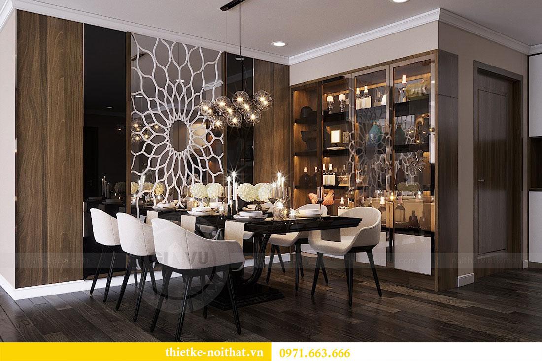 Thiết kế nội thất chung cư Vinhomes Đỗ Đức Dục - Liên hệ 0971663666 view 2