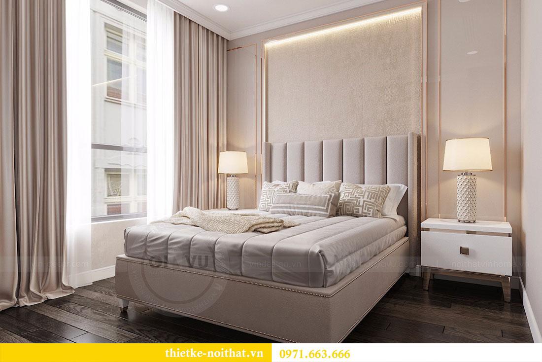 Thiết kế nội thất chung cư Vinhomes Đỗ Đức Dục - Liên hệ 0971663666 view 6