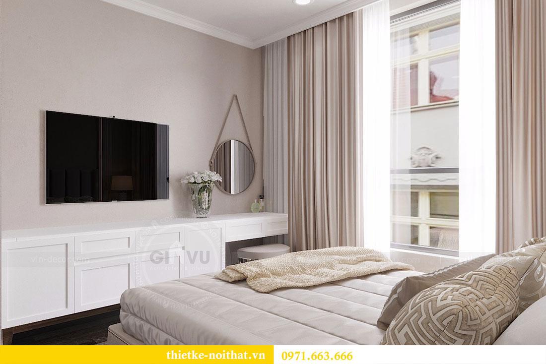 Thiết kế nội thất chung cư Vinhomes Đỗ Đức Dục - Liên hệ 0971663666 view 7