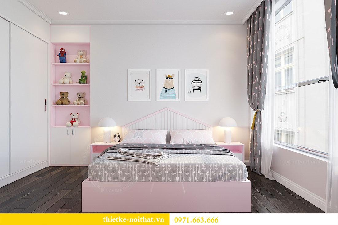 Thiết kế nội thất chung cư Vinhomes Đỗ Đức Dục - Liên hệ 0971663666 view 8