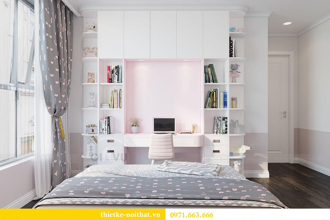 Thiết kế nội thất chung cư Vinhomes Đỗ Đức Dục - Liên hệ 0971663666 view 9