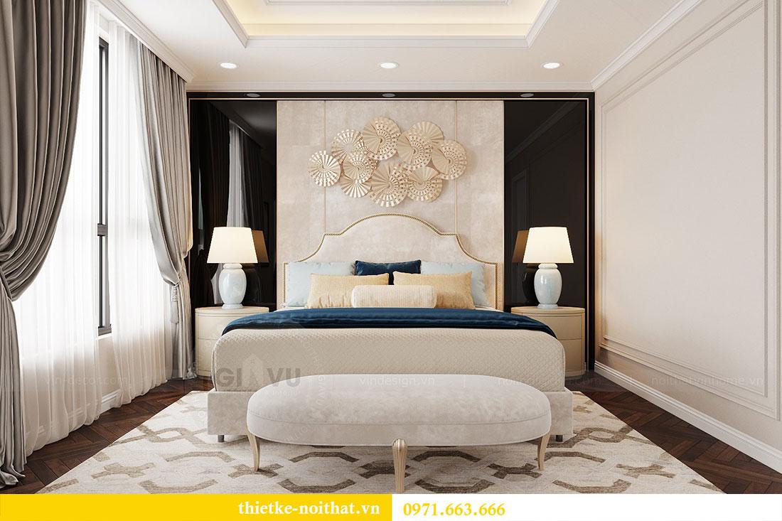 Thiết kế nội thất Vinhomes DCapitale tòa C6 gia đình chị Thanh 10