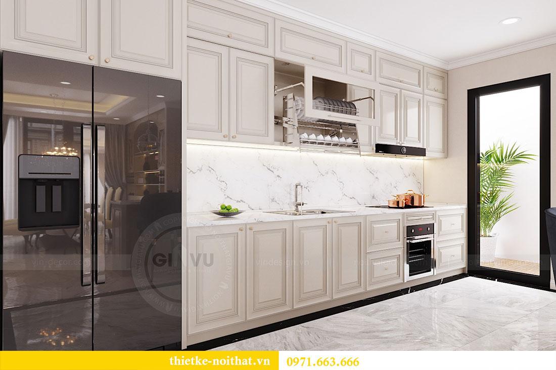 Thiết kế nội thất Vinhomes DCapitale tòa C6 gia đình chị Thanh 6