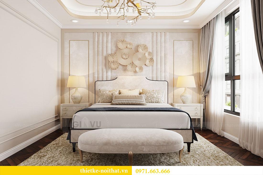 Thiết kế nội thất Vinhomes DCapitale tòa C6 gia đình chị Thanh 7