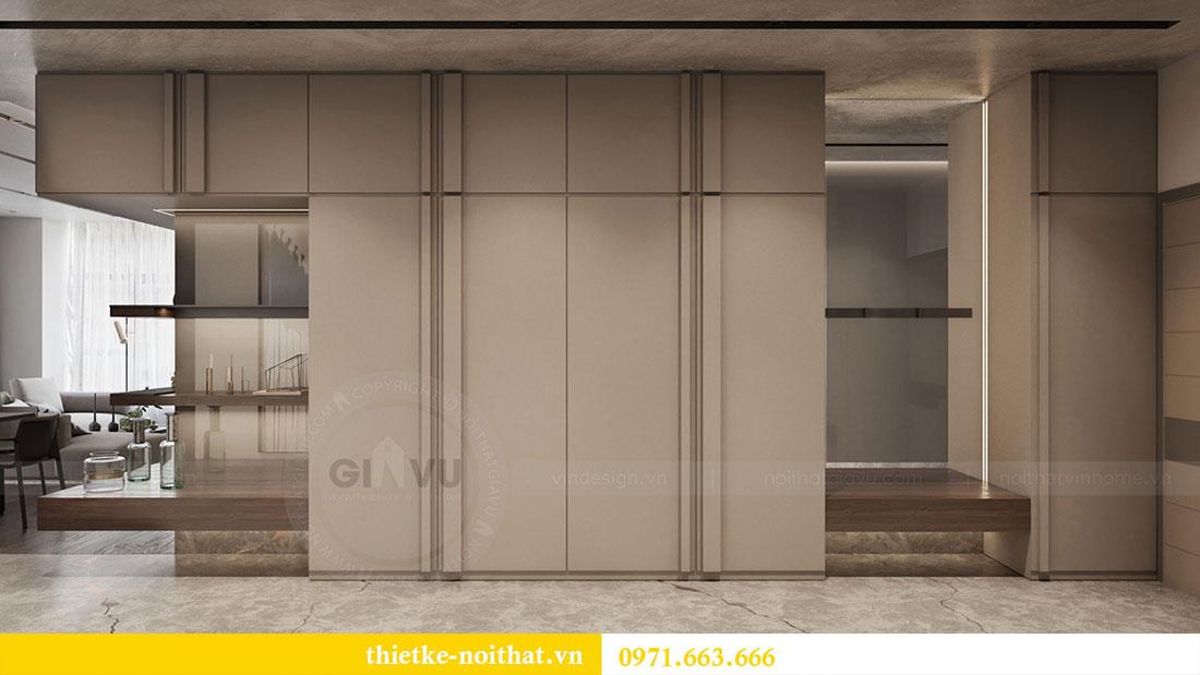 Thiết kế Vinhomes Liễu Giai tòa M3 căn 02 nhà anh Việt 1