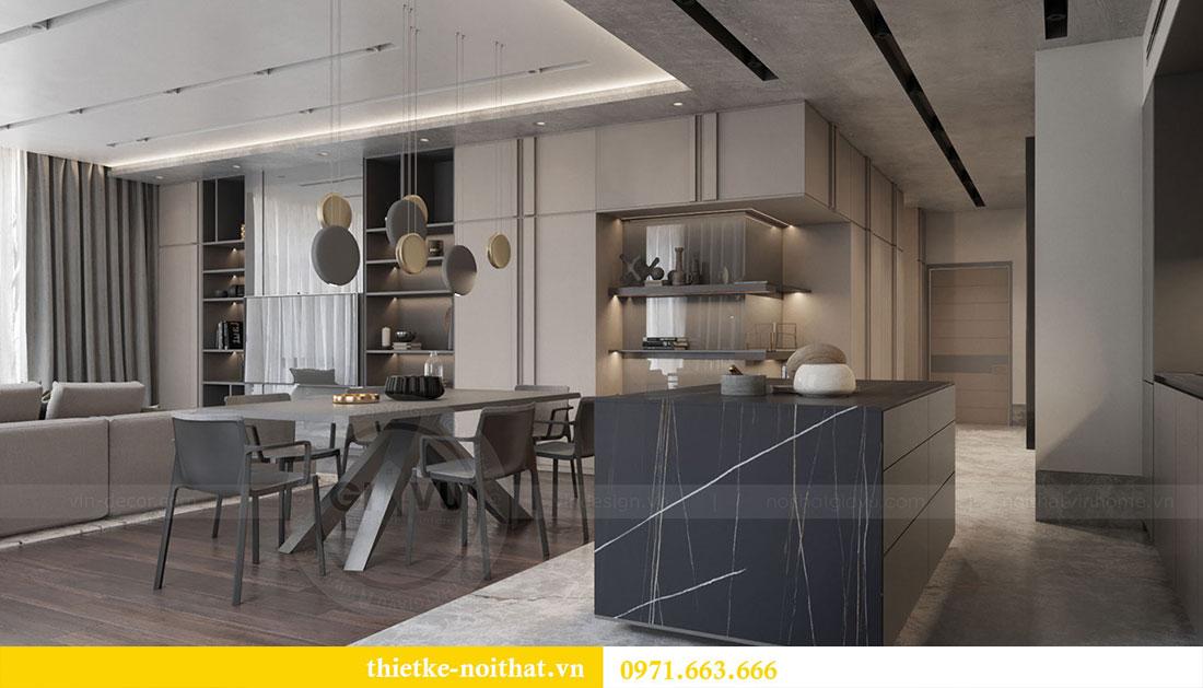 Thiết kế Vinhomes Liễu Giai tòa M3 căn 02 nhà anh Việt 10