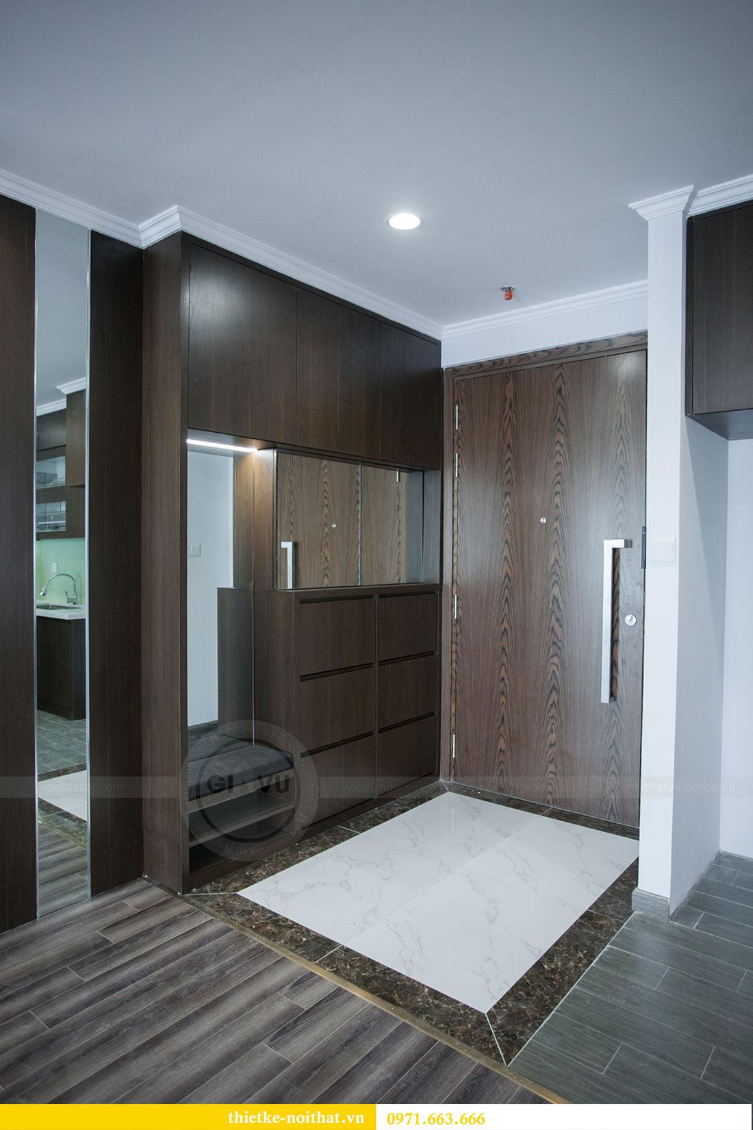 Hoàn thiện nội thất chung cư Seasons Avenue tòa S4 căn 06 chị My 1