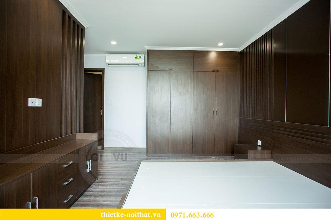 Hoàn thiện nội thất chung cư Seasons Avenue tòa S4 căn 06 chị My 12