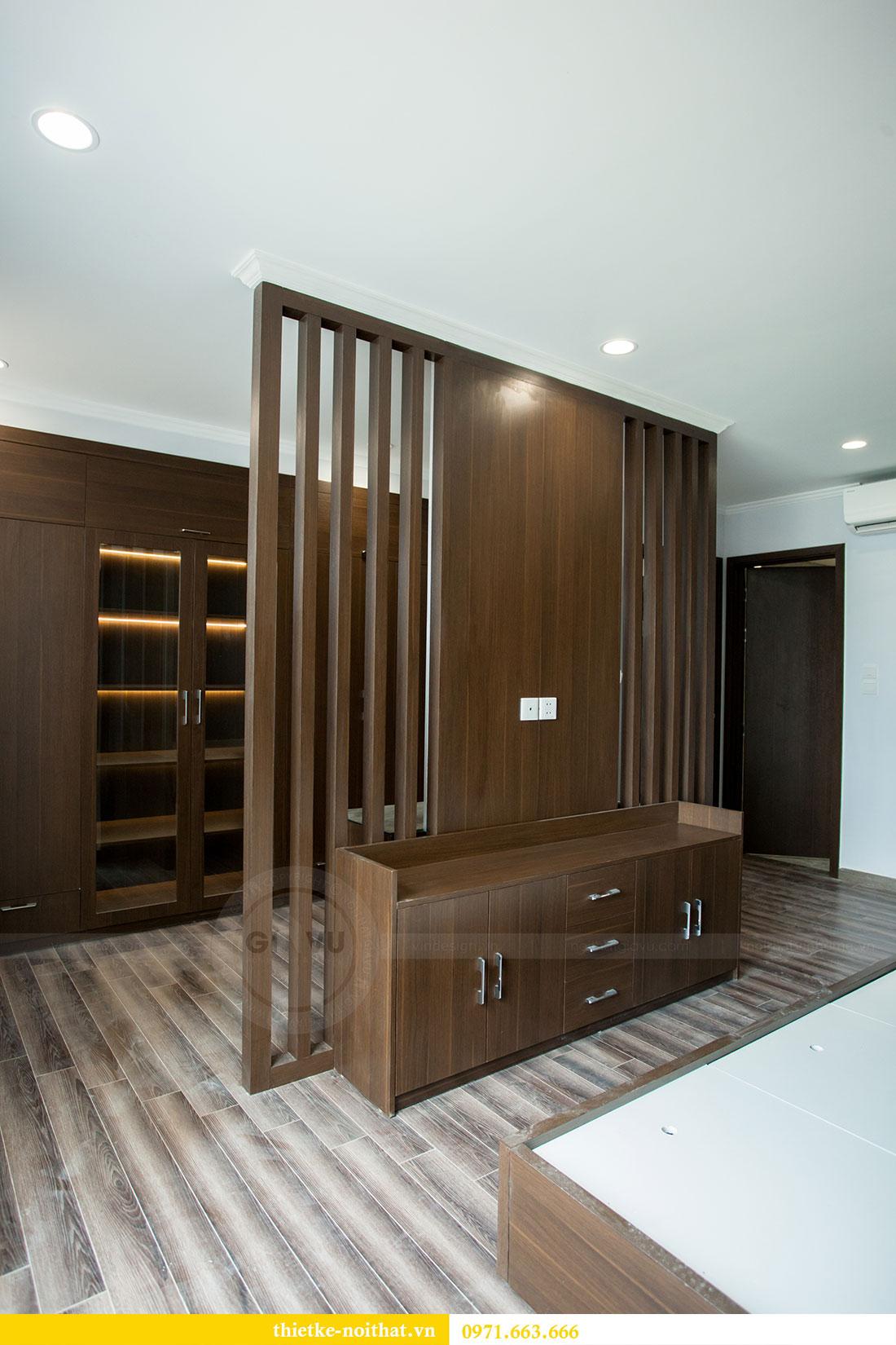 Hoàn thiện nội thất chung cư Seasons Avenue tòa S4 căn 06 chị My 13