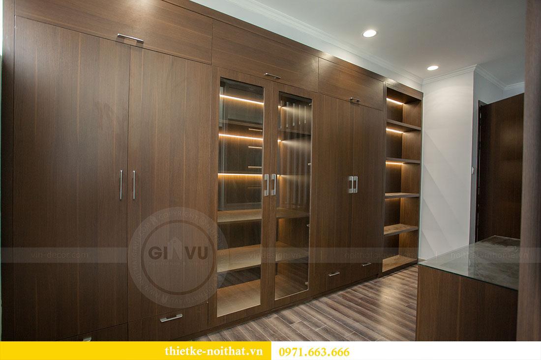 Hoàn thiện nội thất chung cư Seasons Avenue tòa S4 căn 06 chị My 14