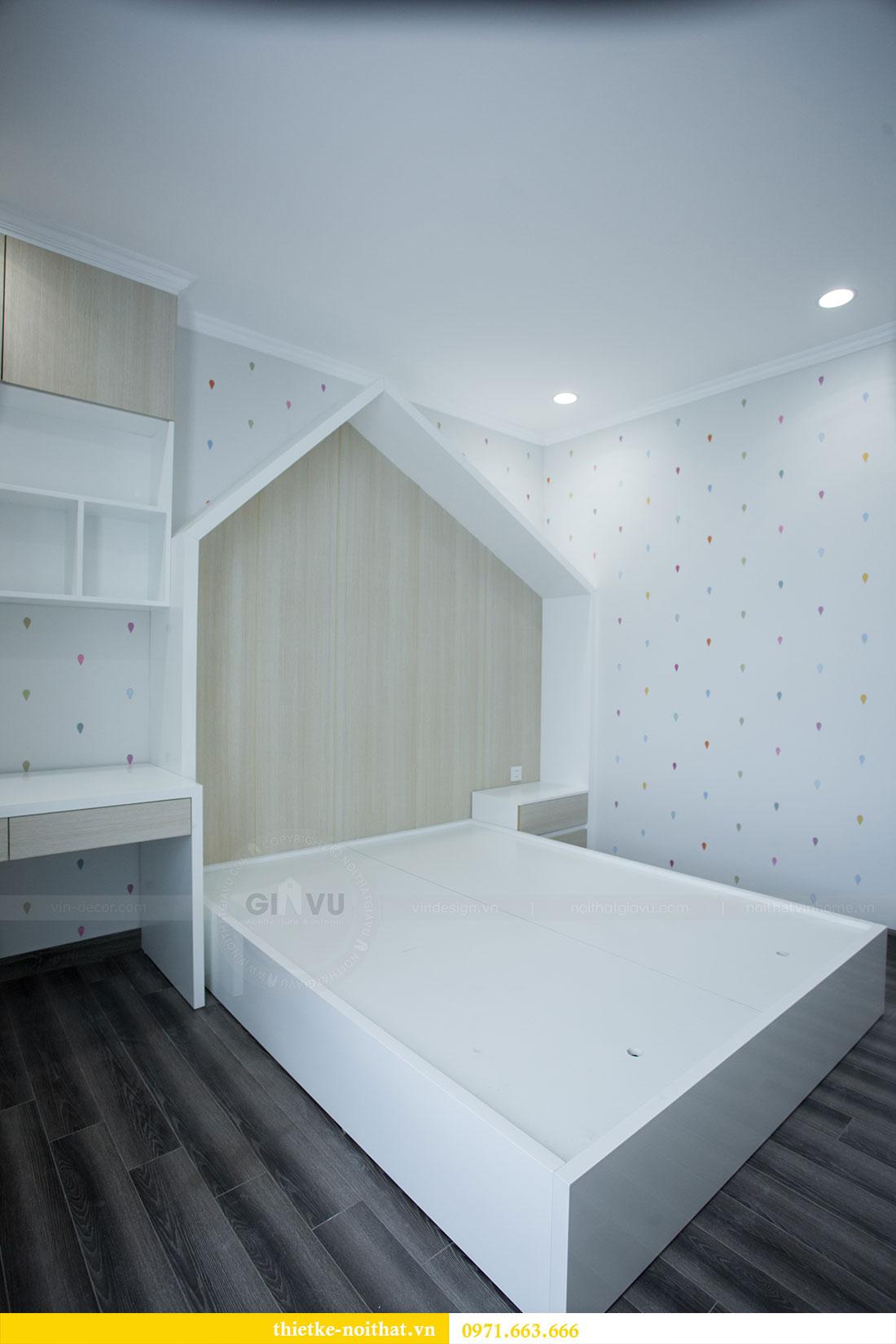 Hoàn thiện nội thất chung cư Seasons Avenue tòa S4 căn 06 chị My 18