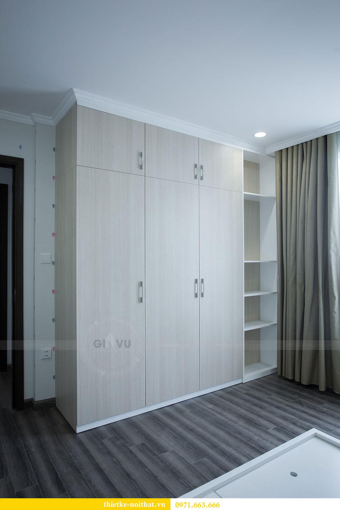Hoàn thiện nội thất chung cư Seasons Avenue tòa S4 căn 06 chị My 20