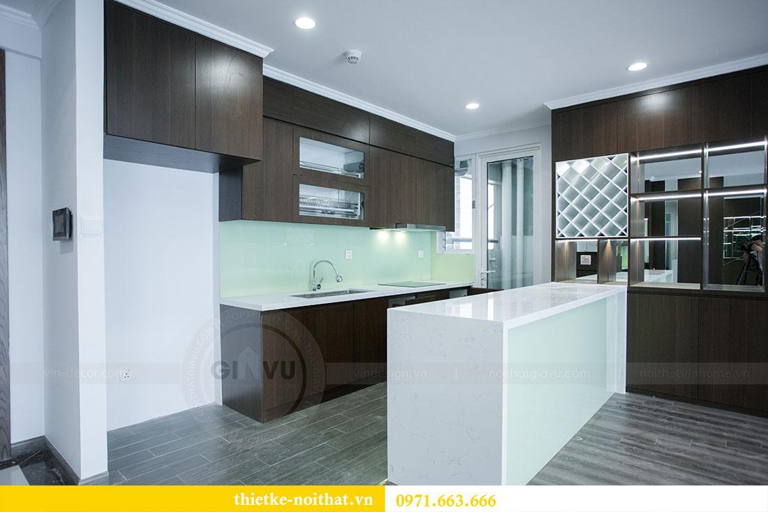 Hoàn thiện nội thất chung cư Seasons Avenue tòa S4 căn 06 chị My 3